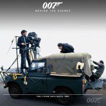 Bond 24 behind the scenes timeline photos 1