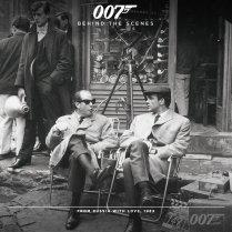 Bond 24 behind the scenes timeline photos 19