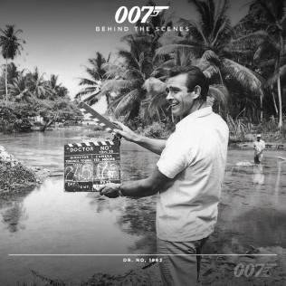 Bond 24 behind the scenes timeline photos 27