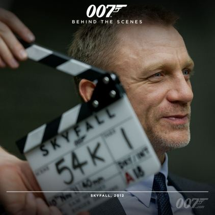 Bond 24 behind the scenes timeline photos 7