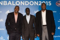 NBA Global Games Fashion Showcase VIP Party