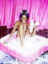 azealia banks poses nude for playboy 3