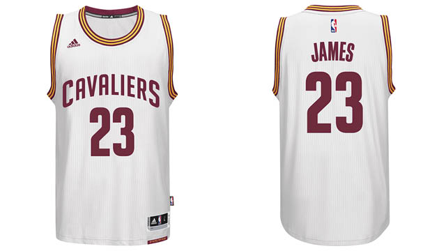 Will LeBron James lead the Cavaliers to their first Championship? Get behind them with this jersey. http://www.nbastore.eu/stores/nba/products/product_details.aspx?pid=155512
