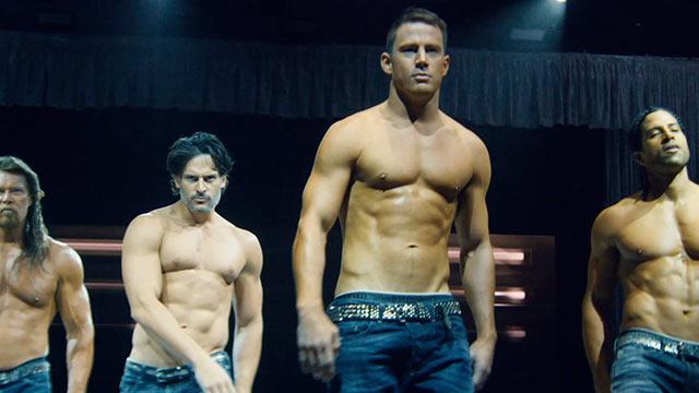 male strippers Women