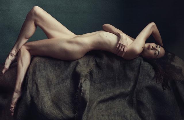 Allure Magazines Nude