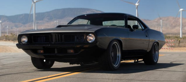 the cars of fast and furious 7 - 14