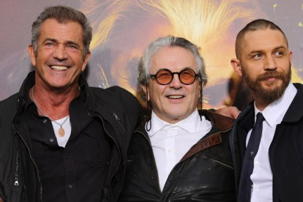 Mel Gibson, George Miller, Tom Hardy