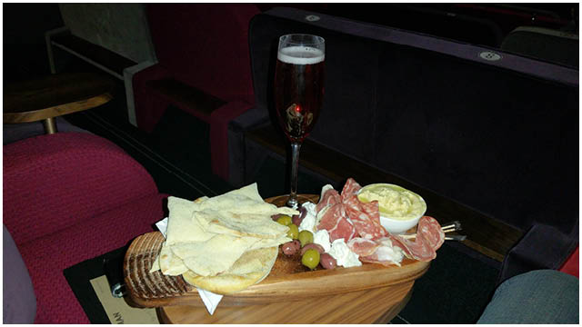 everyman cinema food
