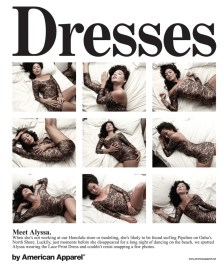 American Apparel BANNED adverts 20