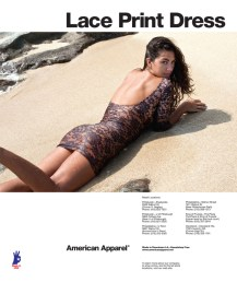 American Apparel BANNED adverts 3