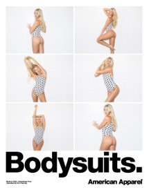 American Apparel BANNED adverts 76