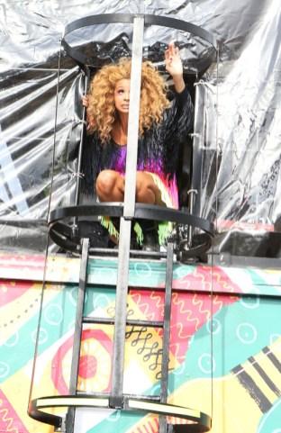 Lovebox Festival, Victoria Park, 18th July 2015