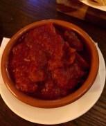 Pan-fried Chorizo