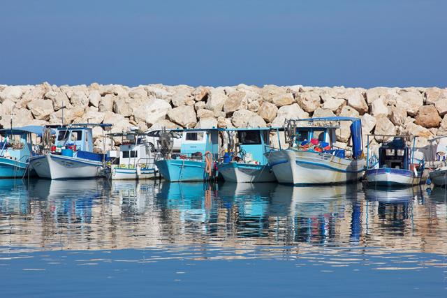 Latchi Marina Fishing Boats-2 High res