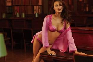 Irina Shayk La Clover Lingerie 5