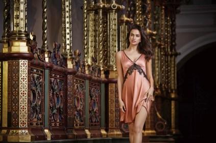 Irina Shayk La Clover Lingerie 8