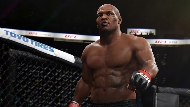 Legacy Mike Tyson UFC 2