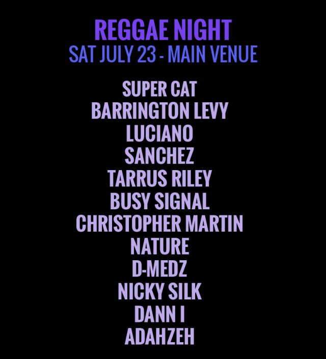 reggae sumfest 2016 reggae night