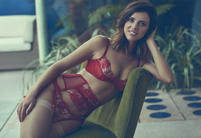 Boux Avenue Aw16 Starring Lucy Mecklenburgh
