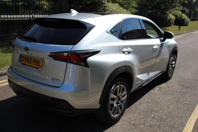 Lexus Rear