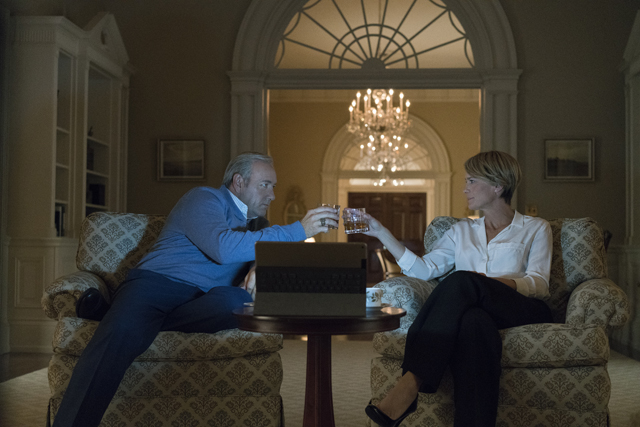 House of Cards season 5 first look images via Netflix 05