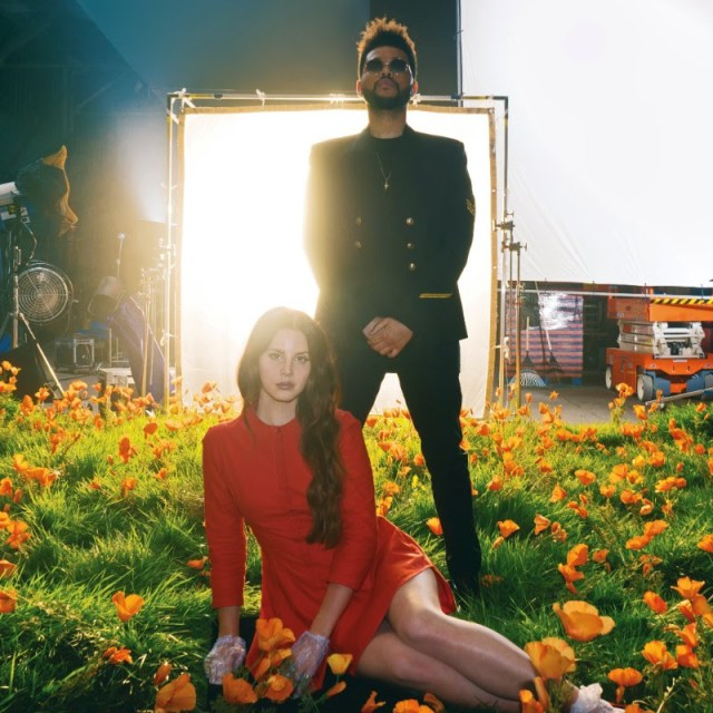 Lana Del Rey - The Weeknd - Lust For Life