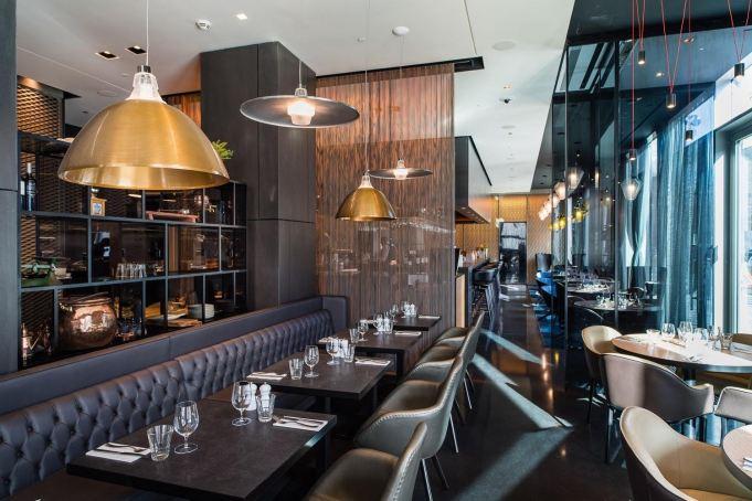Florentine Dining Room: London's Hidden Secrets: The Florentine Restaurant
