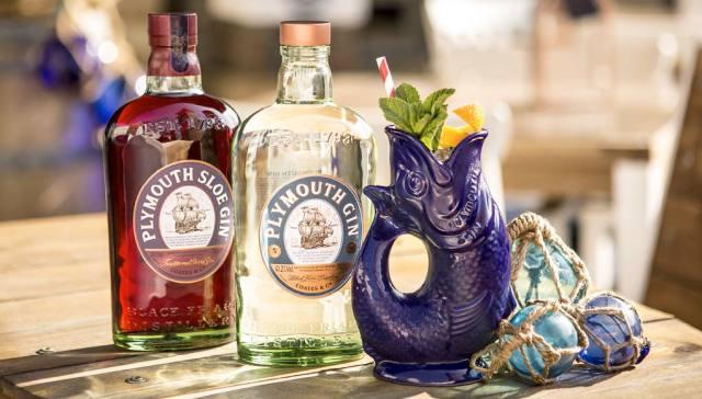 plymouth Gin world gin day