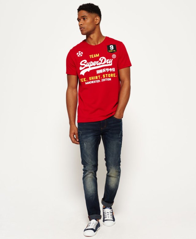 Classic Limited Edition Football T-shirt