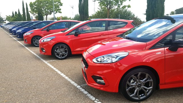 Ford Fiesta Vignale Line Up