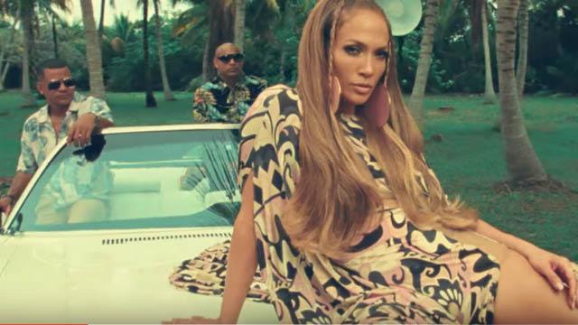Jennifer Lopez new video for Ni Tu Ni Yo
