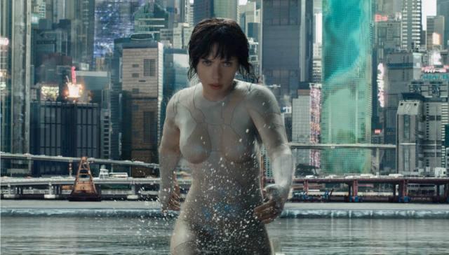 Scarlett Johansson - Ghose in a shell