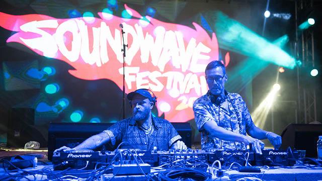 Soundwave - HMD