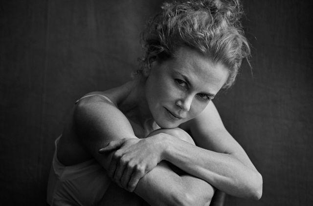 Nicole Kidman - Credit: PETER LINDBERGH