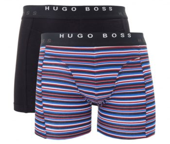 BOSS Underwear Two Pack Of Boxers