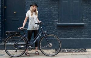 The Raleigh Array E-Bike