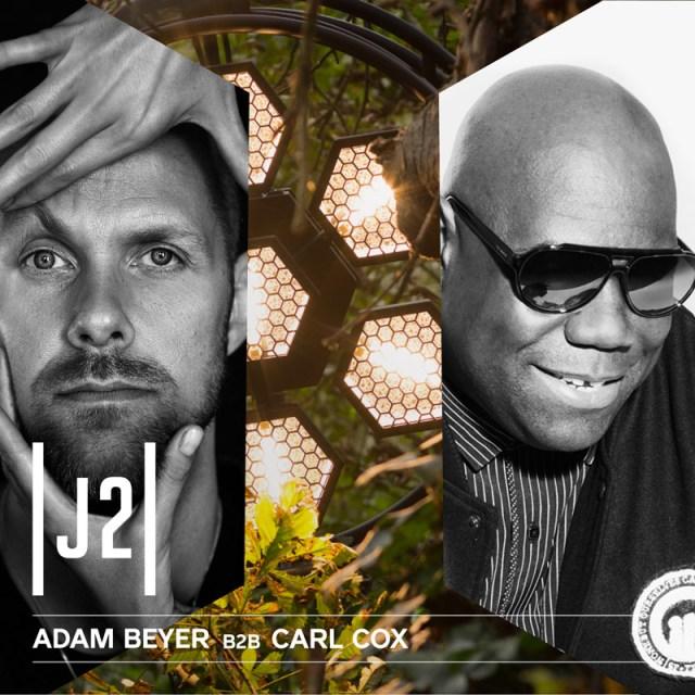 Adam Beyer B2B Carl Cox