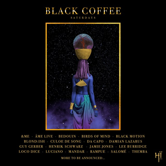 black coffee saturdays