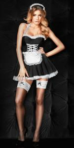 Maid To Pleasure Fancy Dress Outfit