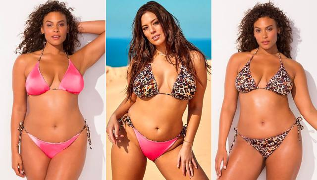 Swimsuits For All - Ashley Graham Icon Genet Reversible Bikini