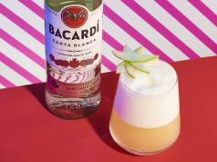 Bacardi rum - Carta Hopster - The Curtain serve