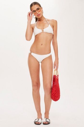 Ribbed Ring Bikini set