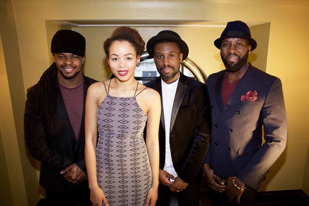 Angela Quartet