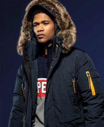 Premium Ultimate Down Parka Jacket £249.99