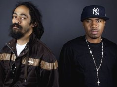 nas damian marley - The ends festival