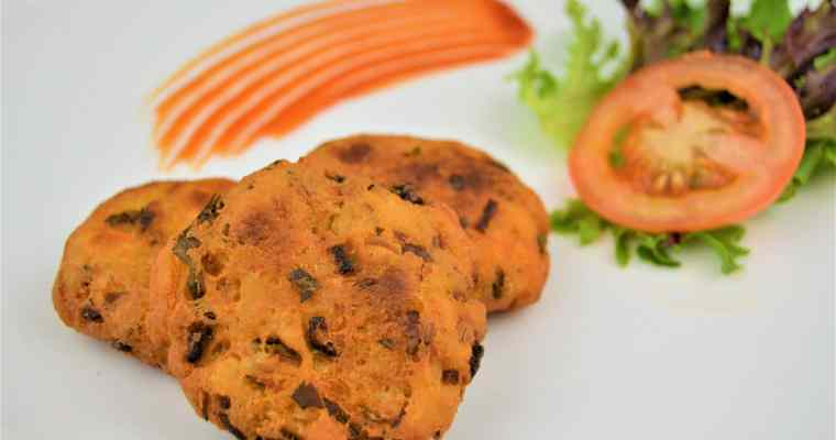 Bread Vada | Quick and instant vada recipe