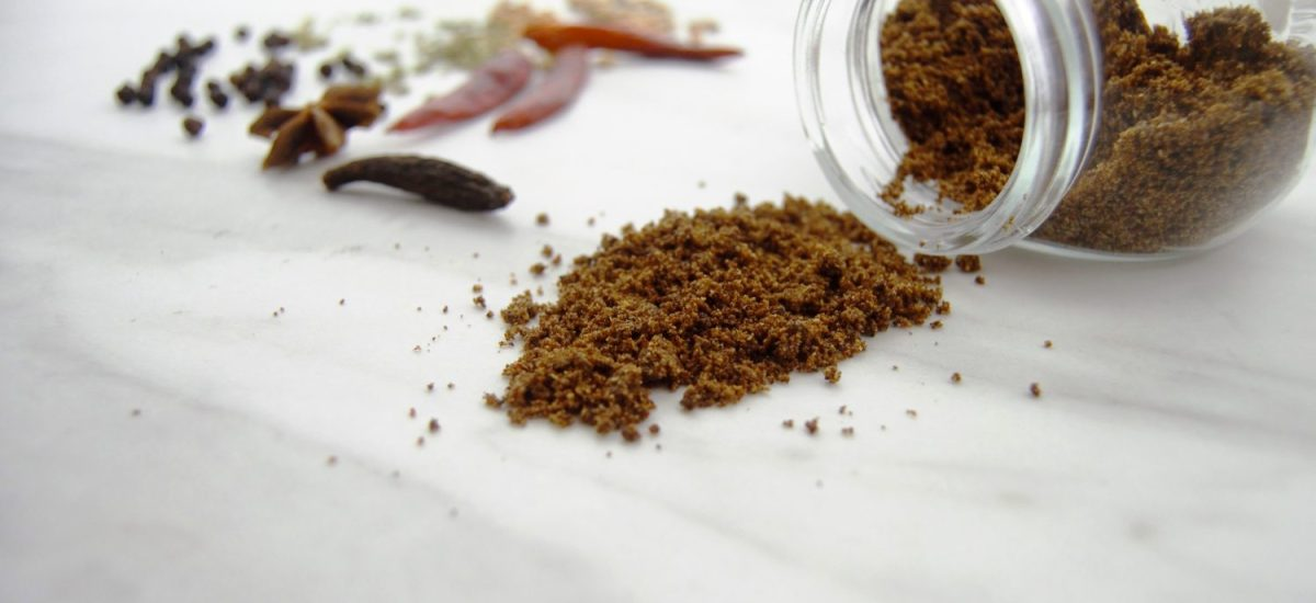 Chettinad Masala | Spicy curry powder
