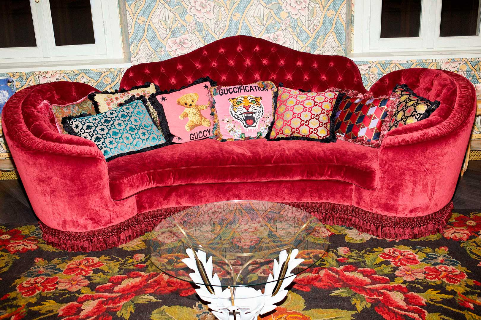Gucci Décor Flawless Milano The Lifestyle Guide