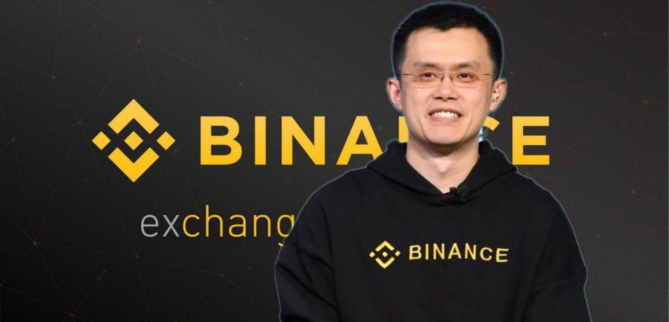 Binance founder