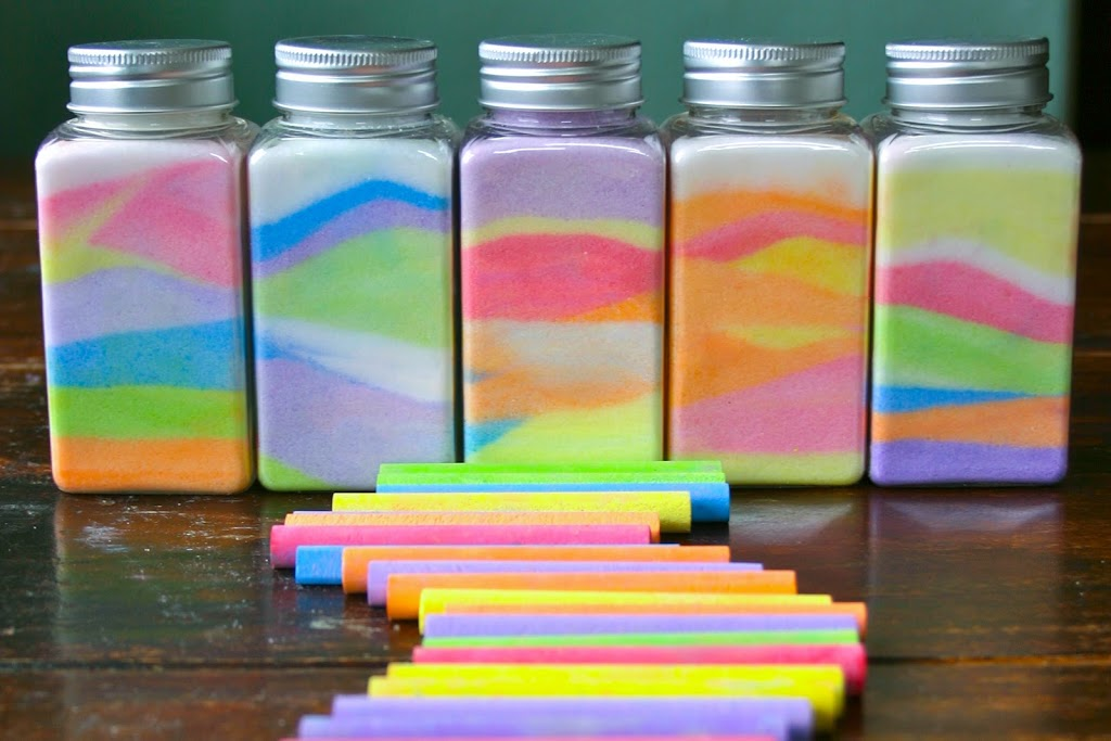 Rainbow In A Jar Flax Twine
